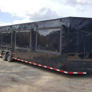 Lark 8.5' X 26' Enclosed Tandem Axle Cargo Trailer