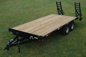Currahee 12K Overbed Equipment Trailer