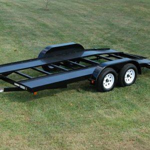"Currahee 82"" X 16' Carhauler Trailer Diamond Plate Runners"