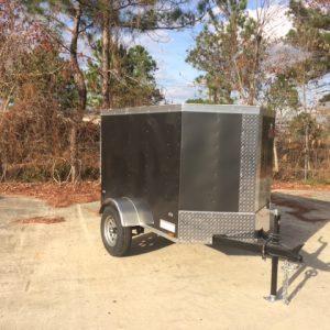 Anvil Elite 4' x 6' Single Axle Cargo Trailer