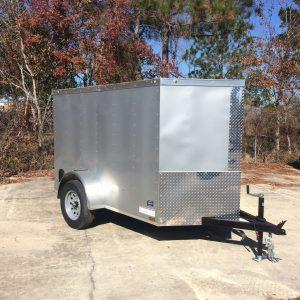Anvil Elite 5' x 8' Single Axle Cargo Trailer