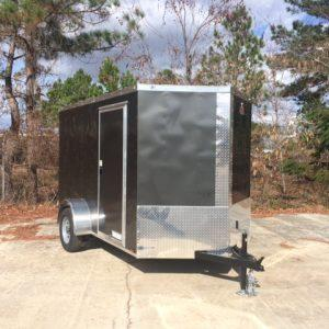 Anvil Elite 6' x 10' Single Axle Cargo Trailer