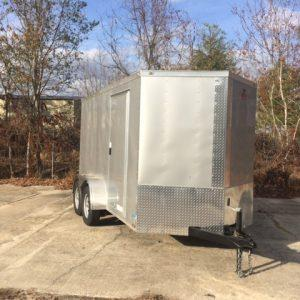 Anvil Elite 6' x 10' Tandem Axle Cargo Trailer