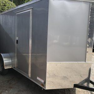 Anvil Elite 6' x 12' Single Axle Cargo Trailer