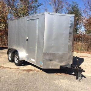 Anvil Elite 6' x 12' Tandem Axle Cargo Trailer