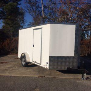 Anvil Elite 7' x 12' Single Axle Cargo Trailer