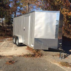 Anvil Elite 7' x 14' Tandem Axle Cargo Trailer