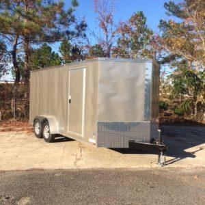Anvil Elite 7' x 16' Tandem Axle Cargo Trailer