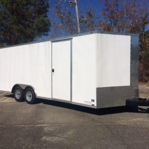 Anvil Elite 8.5' x 20' Tandem Axle Cargo Trailer
