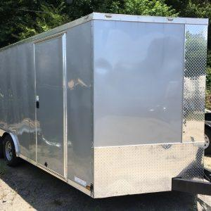 Anvil Elite 8' x 18' Tandem Axle Cargo Trailer
