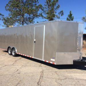 Anvil Elite 8.5' x 28' Tandem Axle Cargo Trailer