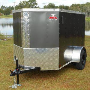 Anvil Elite 5' x 10' Single Axle Cargo Trailer