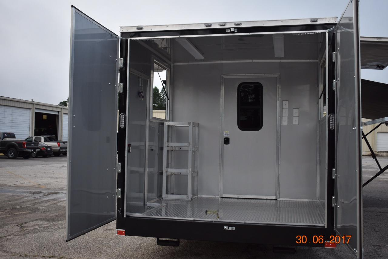 Best Tandem Axle Cargo Trailers By Anvil 7 X 12 Enclosed Trailer
