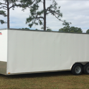 Anvil Elite 8.5' x 24' Tandem Axle Cargo Trailer