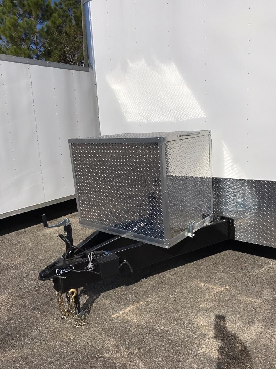 Generator Atp Flip Up Box W Prep Pack On Extended Triple