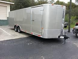 Cargo Craft Texas Elite V-Nose 8.5' x 16' Tandem Axle Cargo Trailer