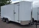 Cargo Craft Texas Elite V-Nose 8.5' x 18' Tandem Axle Cargo Trailer