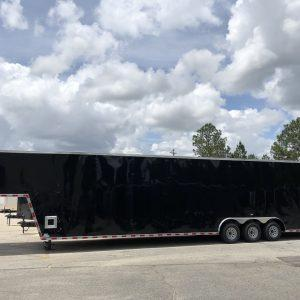 Anvil 8.5' x 44' Gooseneck Triple Axle Cargo Trailer