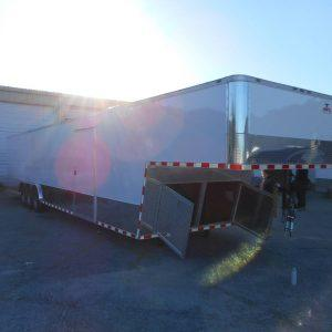 Anvil 8.5' x 38' Gooseneck Triple Axle Cargo Trailer