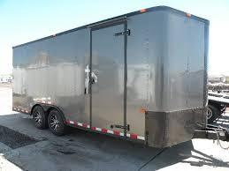 "Cargo Craft Texas ""Auto Carrier"" 8.5' x 18' Tandem Axle Cargo Trailer"